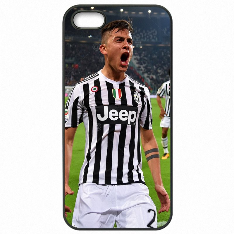 Mobile Pouch Case Capa For HTC One M7 4.7 inch Paul Pogba Paulo Dybala juventus Star Design