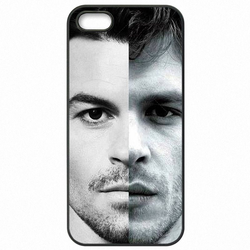 Girls Paul Wesley The Vampire Diaries Ian Somerhalder For Galaxy J5 Prime G570 Hard Plastic Phone Cover