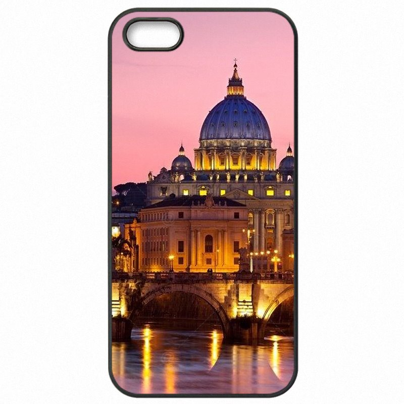 Mall For Moto E2 XT1521 Perfect Vatican City State Rome Italy Plastic Phone Skin