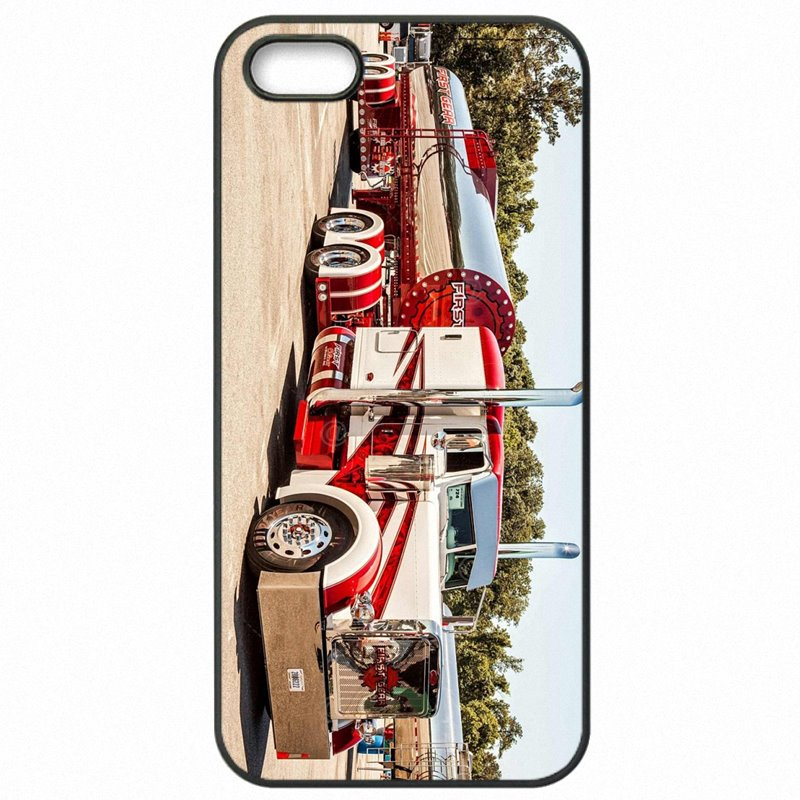 Most Expensive For OnePlus X 5.0 inch Peterbilt Trucks Metal Sheet Emblem Freight car TPU Hard Phone Case Cover