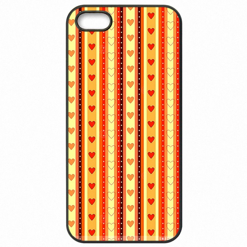 Mobile Phone Case Capa For Lenovo K50-T3s Pink Rose Heart With Stripes Poster Originals