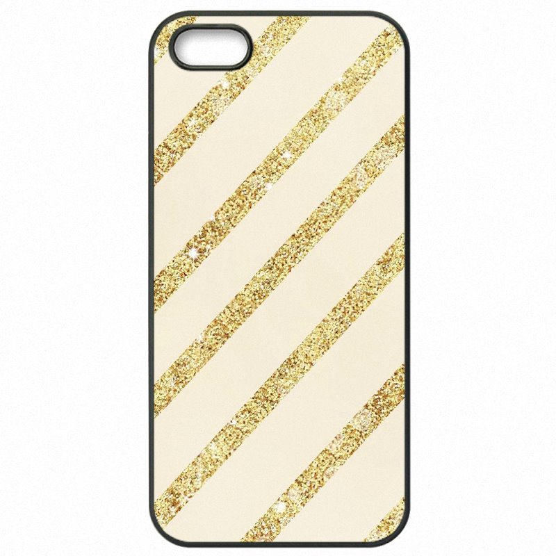 For Children For Lenovo A6010+ Pink gold glitter sparkles Incredible chevron pattern Hard Mobile Phone Skin Case