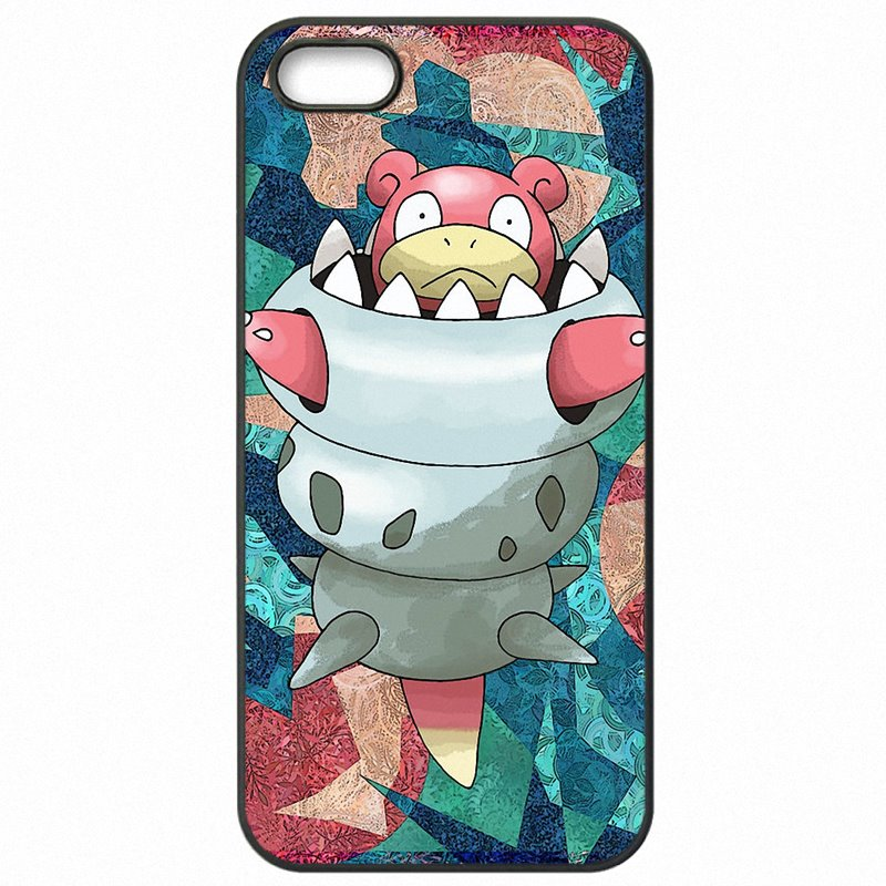 Ebay For Galaxy Note 4 N910K Pokemon Center Mega Slowbro Anime Print Accessories Phone Cover Bags
