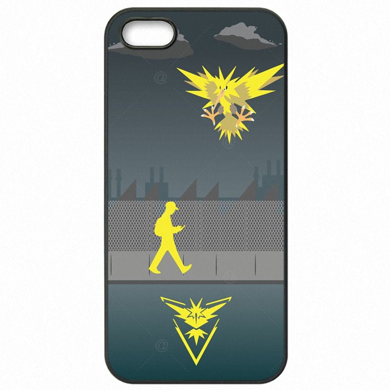 Cell Phone Accessories For Galaxy J5 Prime Pokemon Go Pokeball Team Valor Team Mystic Team Game Sweet