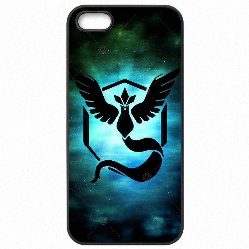 Colored For LG G4 H818N Pokemon Go Pokeball Team Valor Team Mystic Team Game TPU Hard Phone Case Cover