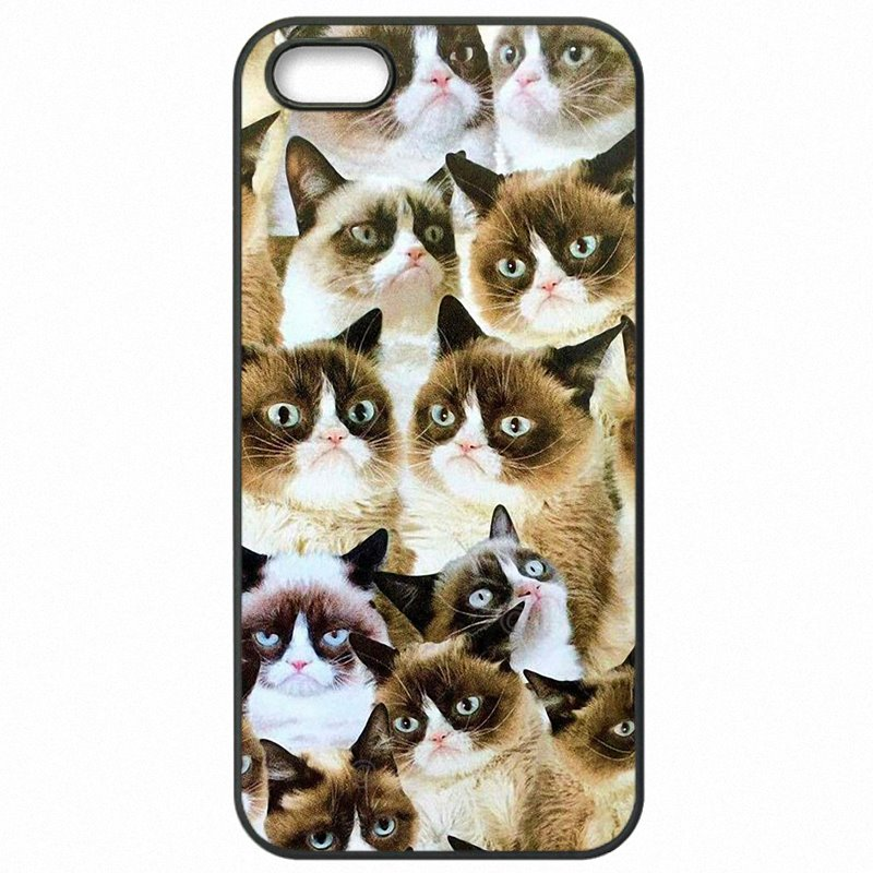 Mobile Phone Skin Case For Galaxy S5 Active Pop Grumpy Cat Hill Treasure Art For Youth
