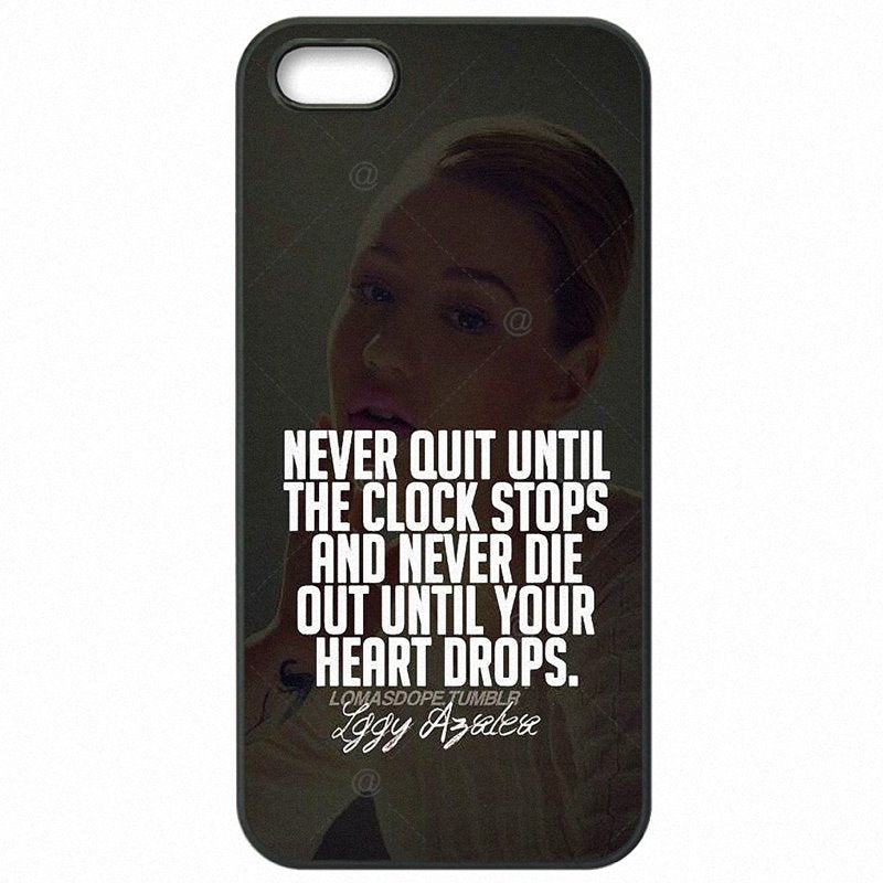 Free Id For HTC One M9 5 inch Pop Singer Iggy Azalea Australia For HTC Case Plastic Phone Skin Shell