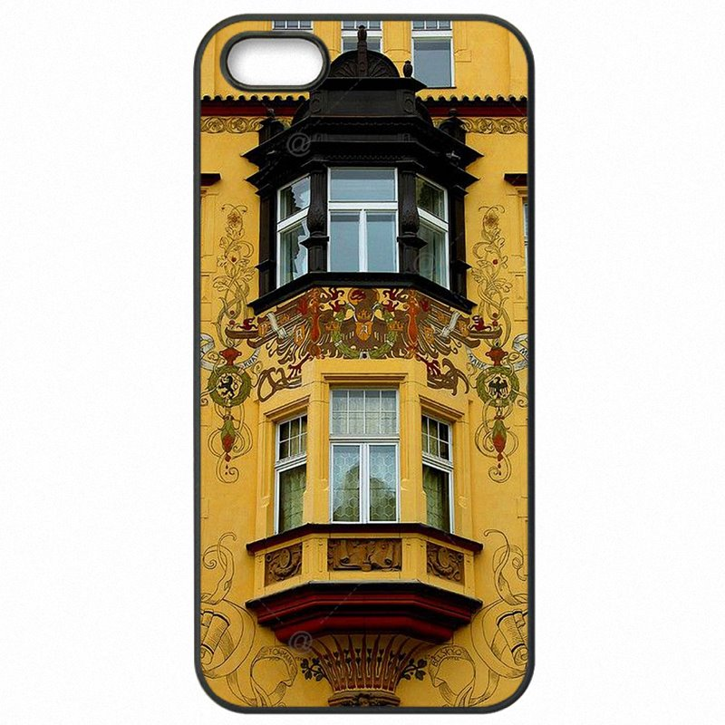Plastic Phone Covers Case For Huawei P10 Lite Prague Europe Prettiest Bridges City At Night Poster Colours