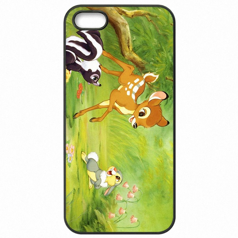 Hard Phone Cases Pretty Bambi And Thumper Poster For LG K4 M160 5 inch Favorite