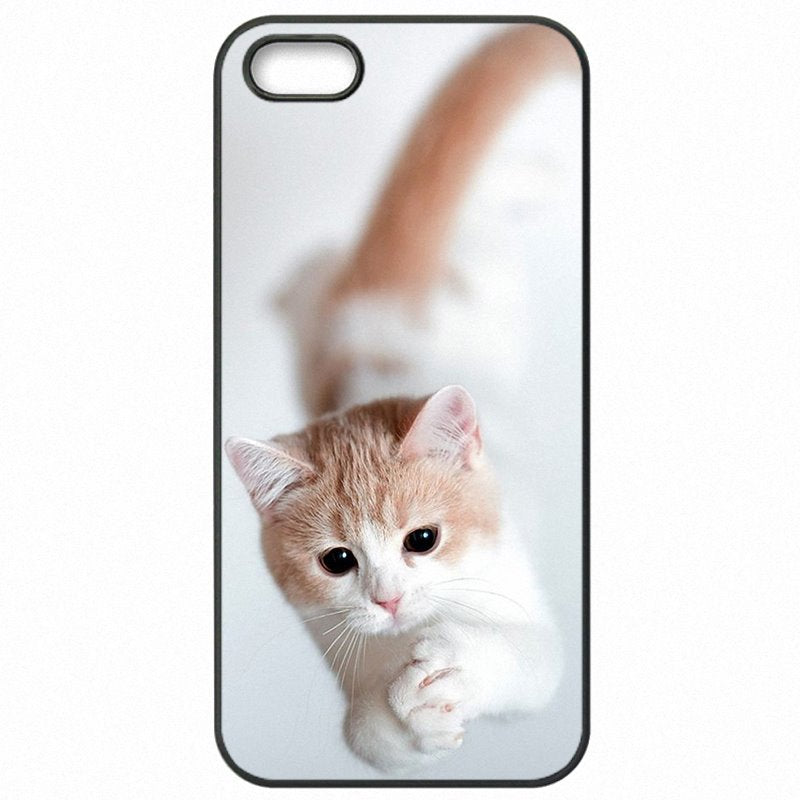 Deals Pretty Praying Kittens Cats Print Poster For LG K10 M250N Plastic Phone Skin Case For LG Case