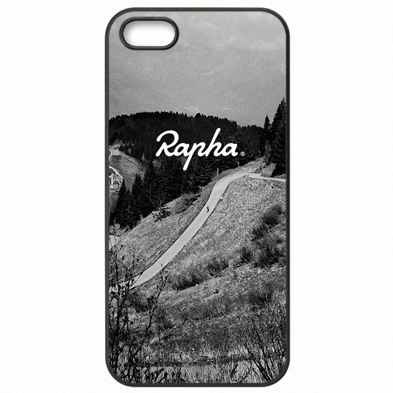 Plastic Phone Capa For iPod Touch 6 Rapha Road Bicycle Racing Sky Logo Junior
