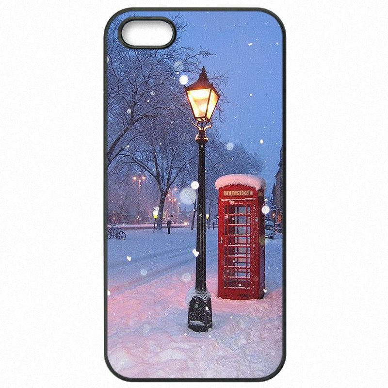 Very Cheap For HTC 801E 801S 801N  Red London Telephone Booth Box British English Art Cell Phone Cover