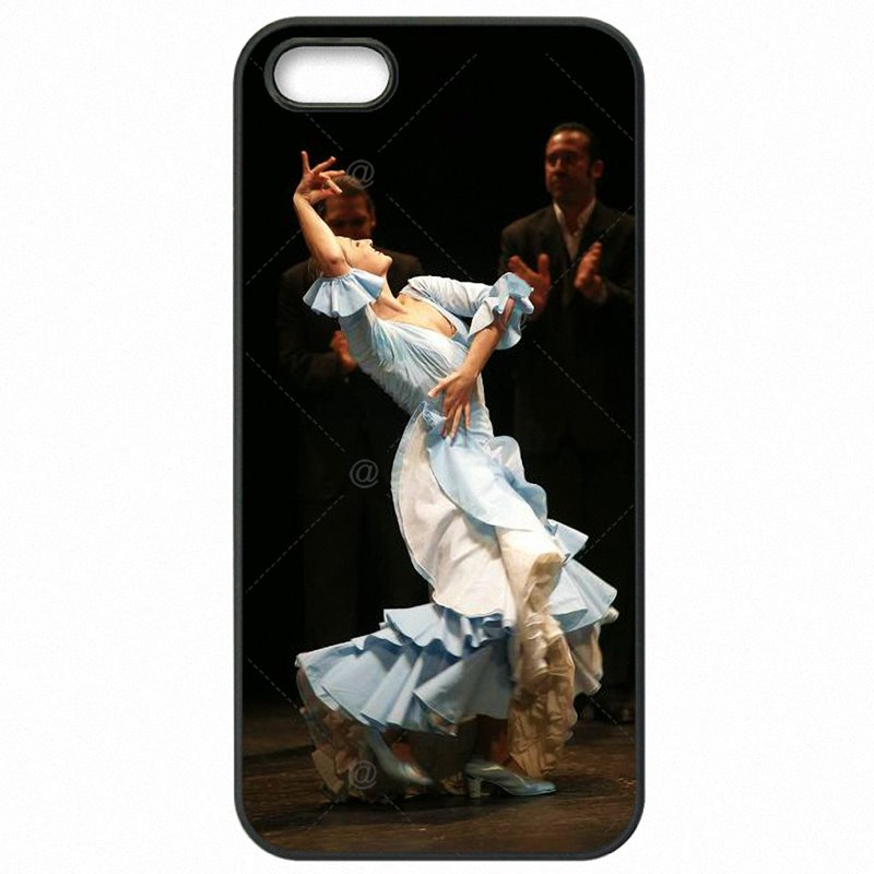 Protector Phone Cases Cover Red The Spanish Dancer Flamenco Art For Samsung Galaxy On5 Achat
