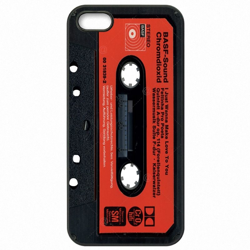 Factory Retro Side Old Style 3310 Tape Cassette Art For Xiaomi Mi3 5 inch Cell Phone Bags Case