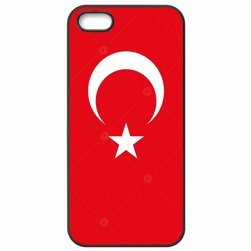Hard Phone Cases For Galaxy A9 A910F Retro TR Republic of Turkey Flag Banner Colors For Samsung Case