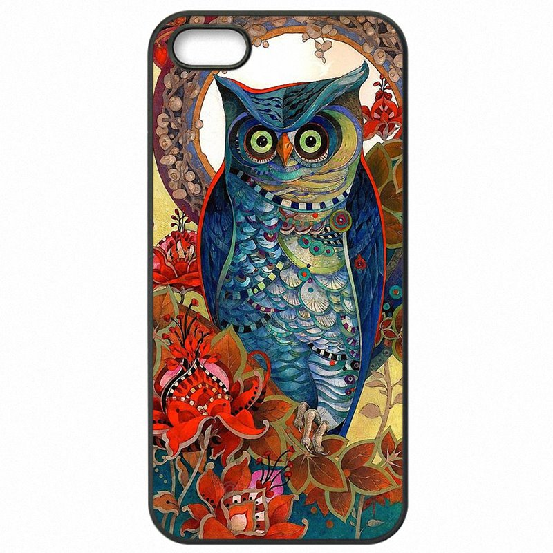 Sexy Retro Vintage Owl Art Painting Animals For Sony Xperia Z2 Mini Protector Phone Skin Shell