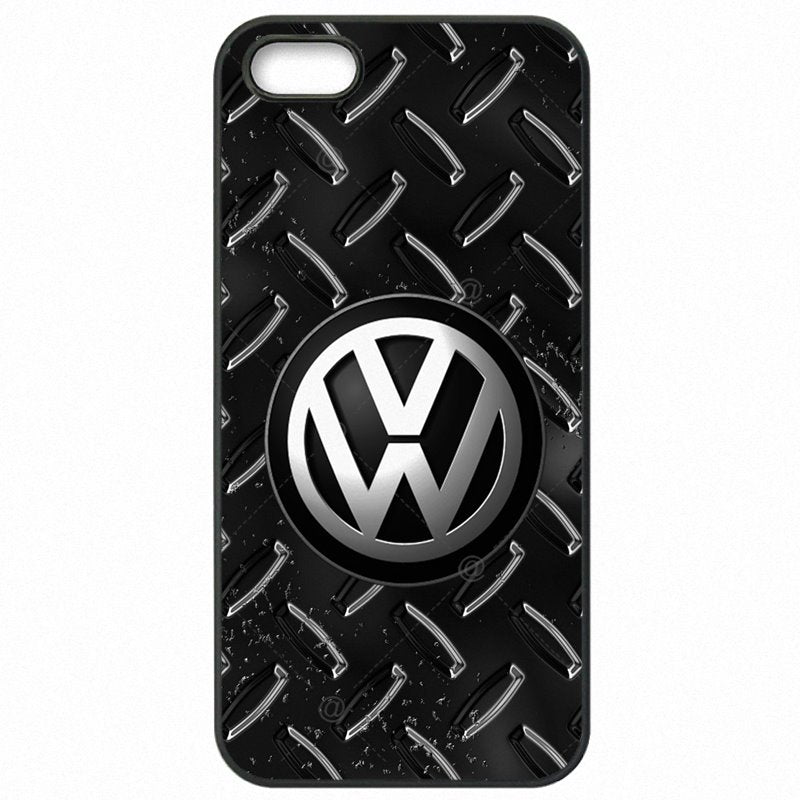 Rainbow Retro Volkswagen VW LOGO Car Rainbow Print For Galaxy A3 2016 A310DS Plastic Phone Shell Case