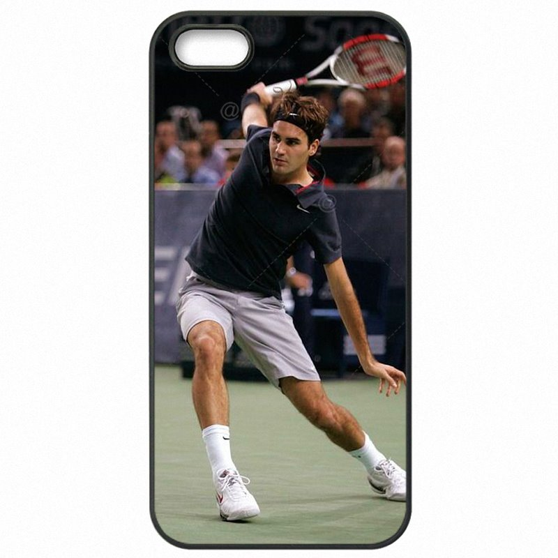 Wholesalers Roger Federer Tennis Star RF Logo Poster For Samsung Galaxy Win 2 Duos Mobile Phone Skin Shell