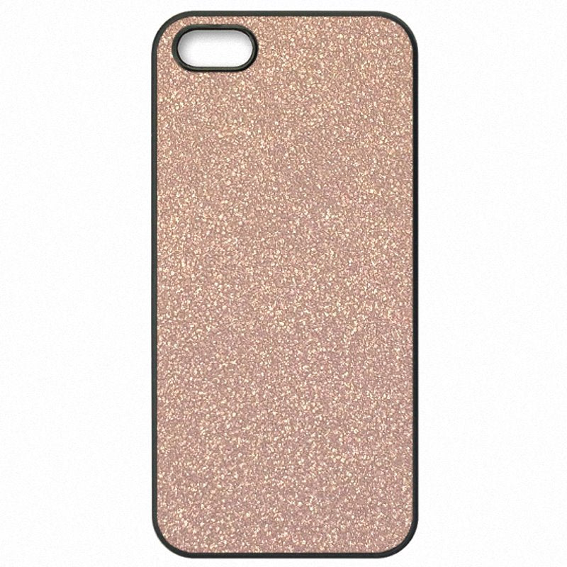 Kid For Lenovo K30-W Rose gold glitter sparkles Pastel Art Print Protective Phone Cover Bags