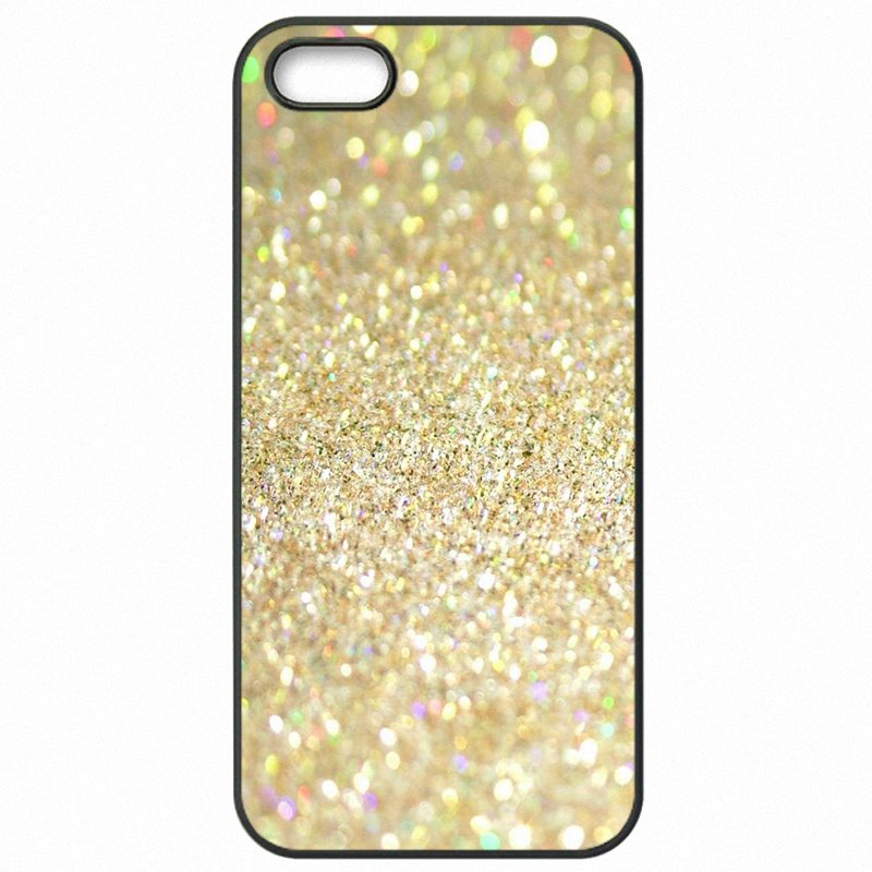Mobile Phone Bags Shell Rose gold glitter sparkles Pastel Art Print For Huawei Honor 5C 5.2 inch Clearance