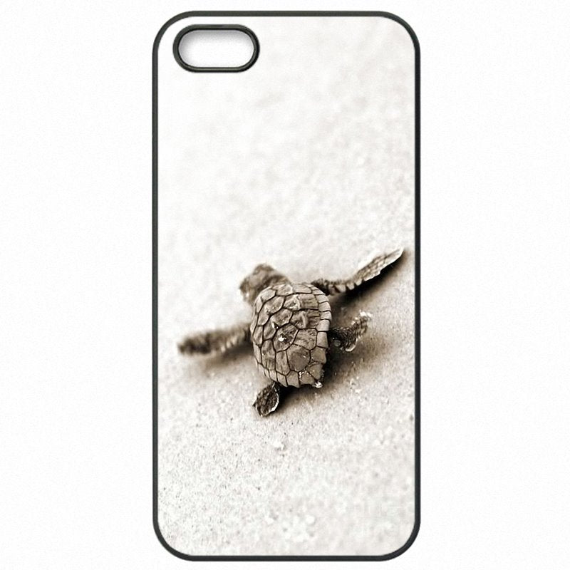 Hard Plastic Phone Coque For Samsung Case Runn ittle buddy Baby Tortoise turtle For Galaxy SIII Neo Sales