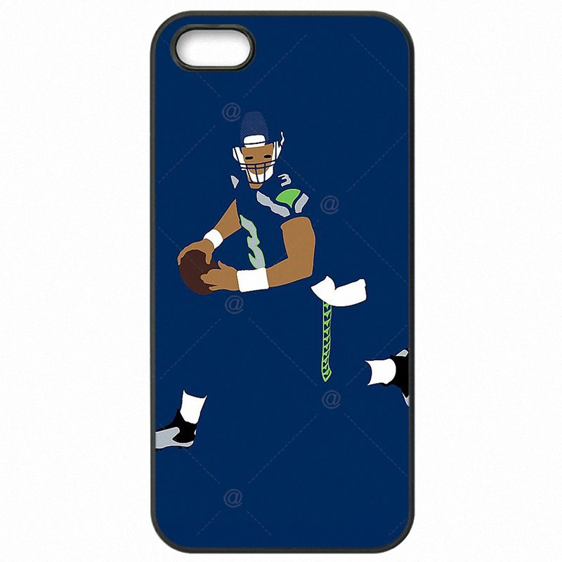 Accessories Phone Shell Case For iPod Touch 6 Russell Wilson Seattle Seahawks BQ Cost For iPhone Case