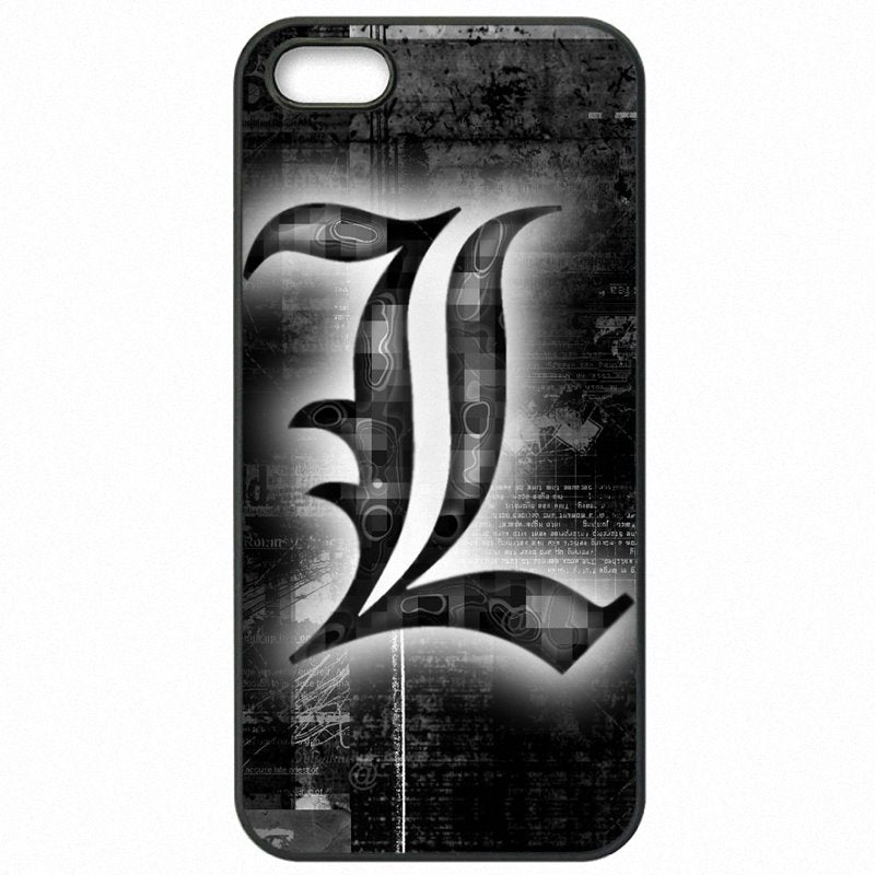 Protective Phone Cover Case For Nokia Lumia 830 Ryuk Death Note Rules Logo Art Pattern Grossiste