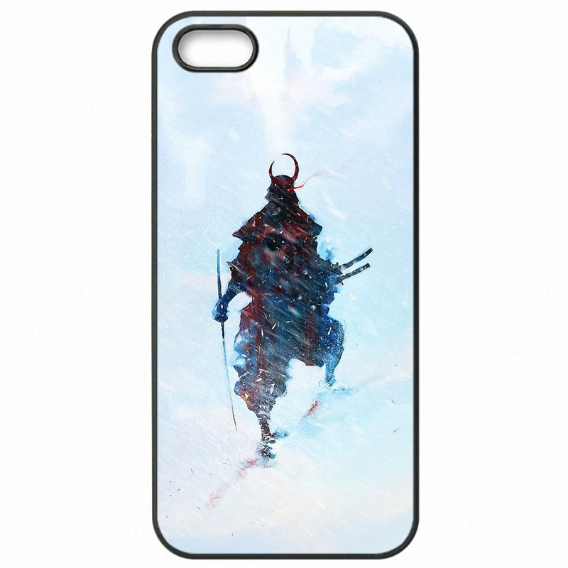 Mobile Pouch Capa For Samsung Case Sakura Moon Samurai Art Japan Anime Cartoon For Galaxy S7 Edge G935T For Youth