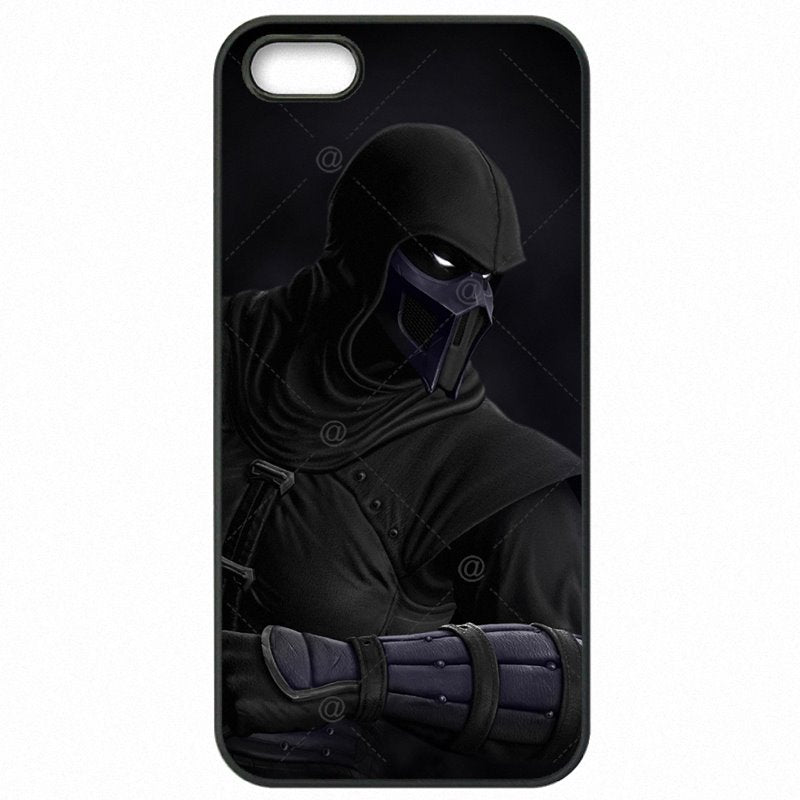 Coloured Scorpion in Mortal Kombat X Mask Movie Logo Poster For Moto G4 Play XT1602 Protector Phone Coque