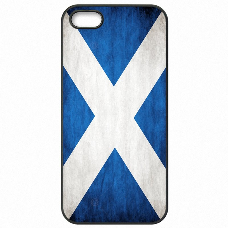 Plastic Phone Fundas Scotland Grungy Flag National Country Banner Print For Galaxy A9 2016 Duos Custom