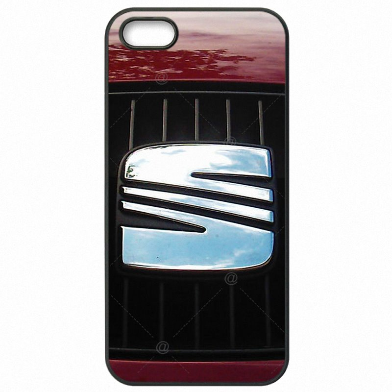 For iPhone Case Cell Phone Cover Seat logo Spain's largest car company For iPod Touch 6 Youth
