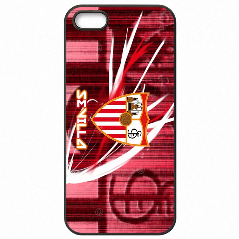 Wholesale Sevilla football club FC Logo For Galaxy S7 Edge G935A Mobile Pouch Covers Case