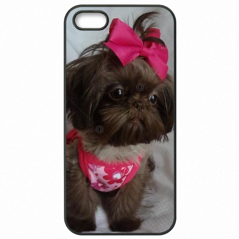 Protective Phone Coque Shih Tzu Shitzu Dog Puppy Print For Sony Xperia XA F3112 Professional
