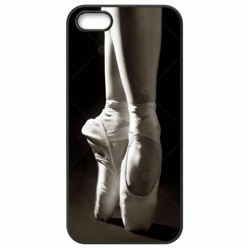 Hard Mobile Phone Cases Cover Silk Ballet Shoes Pointe Pattern For Sony Xperia Z5 Mini High Top