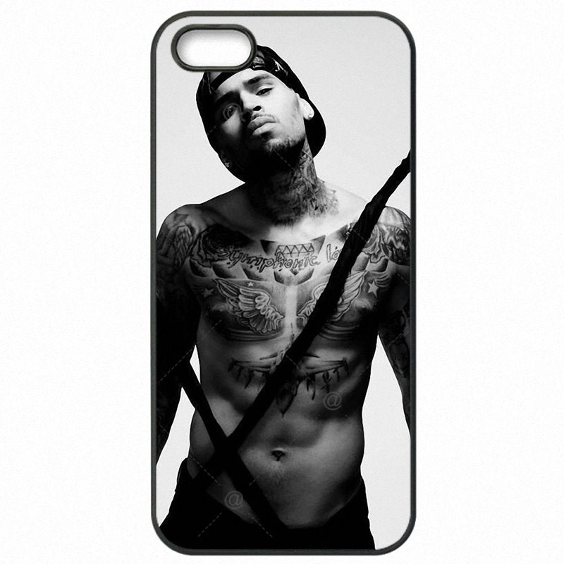 Accessories Phone Shell Singer Charlie Chris Brown Breezy RNB For Nokia Lumia 650 High Top