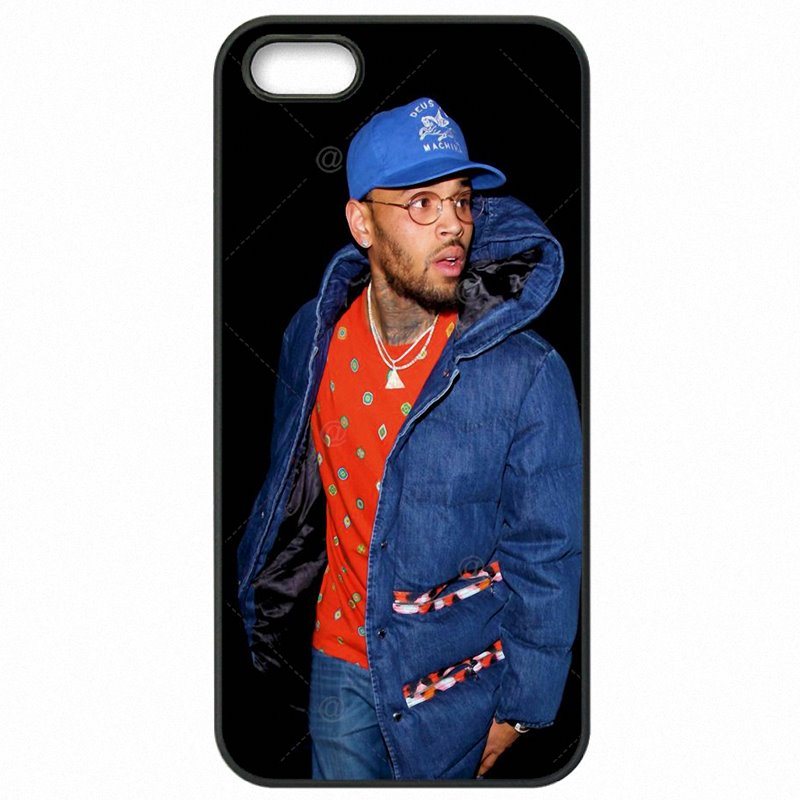 Websites For Samsung Galaxy A8 2015 Singer Charlie Chris Brown Breezy RNB Cell Phone Skin Shell