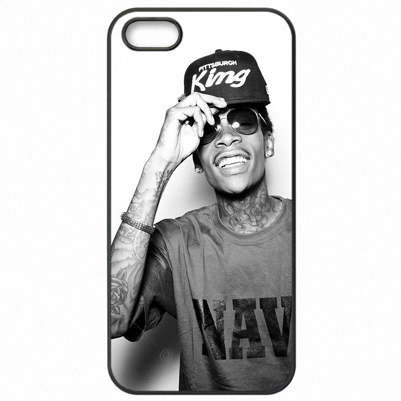 For Ladies Snoop Dogg Wiz Khalifa US Rap star Hip Hop For Samsung Galaxy On7 Prime Accessories Phone Skin Shell