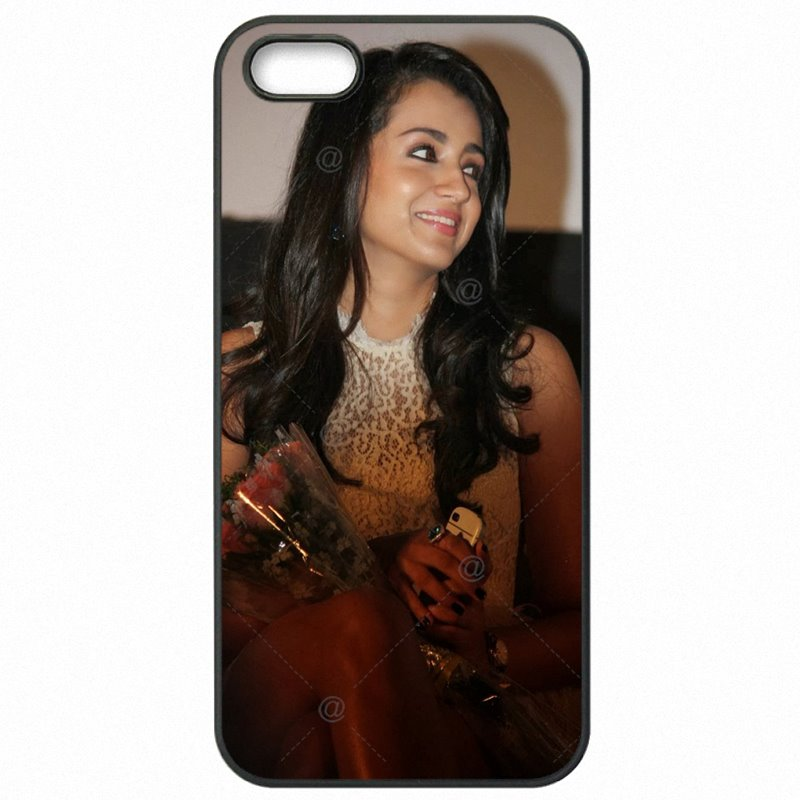 Protective Phone Bags South Indian Actress Trisha For Galaxy J5 2016 J510FN Custom