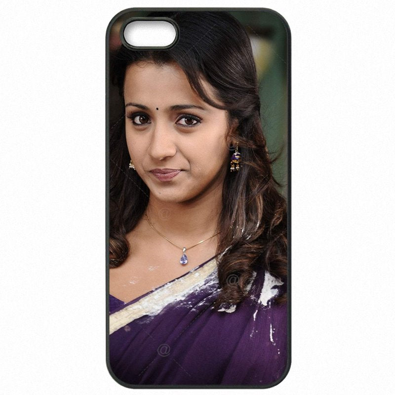 Popular For Galaxy J5 2016 J510Y South Indian Actress Trisha Mobile Phone Bags