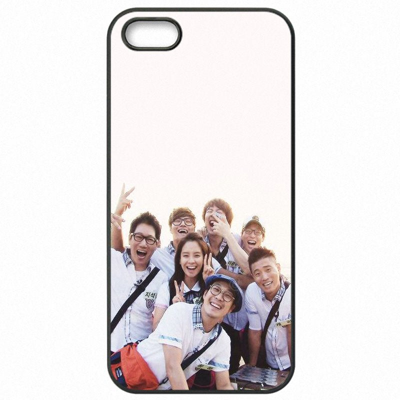 Youth Girls For iPod Touch 6 South Korea running man Art Poster Mobile Pouch Case