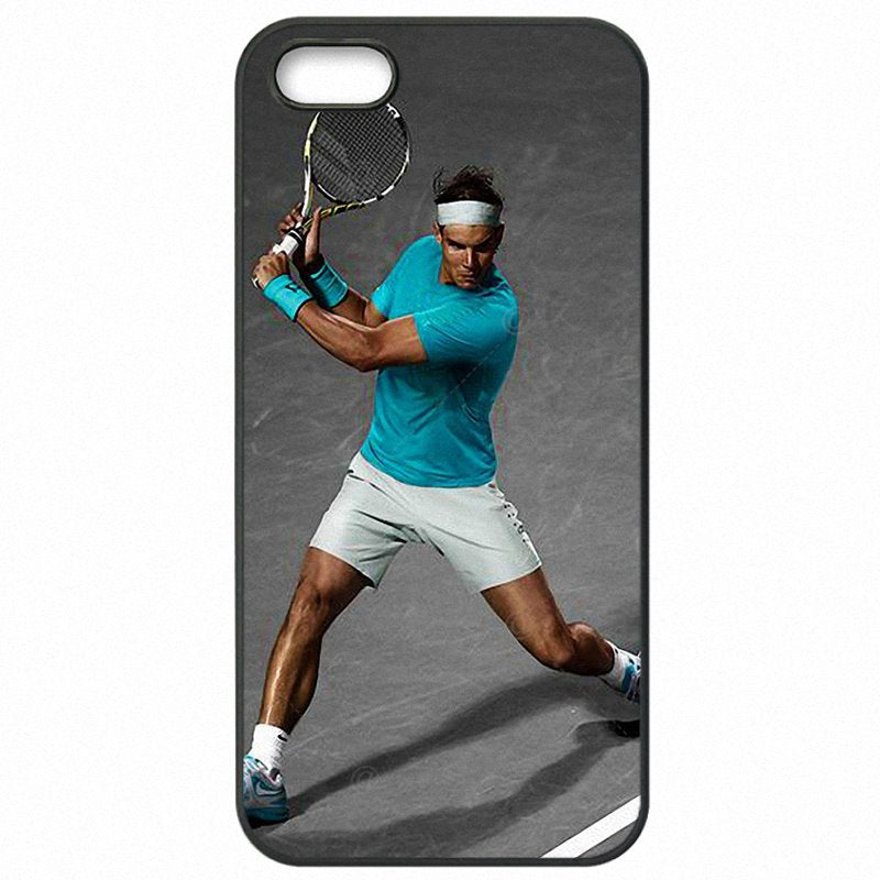 Les Jeunes Spain Rafael Nadal Parera ATP Tennis star Print For Galaxy A9 A910DS Hard Mobile Phone Bags For Samsung Case