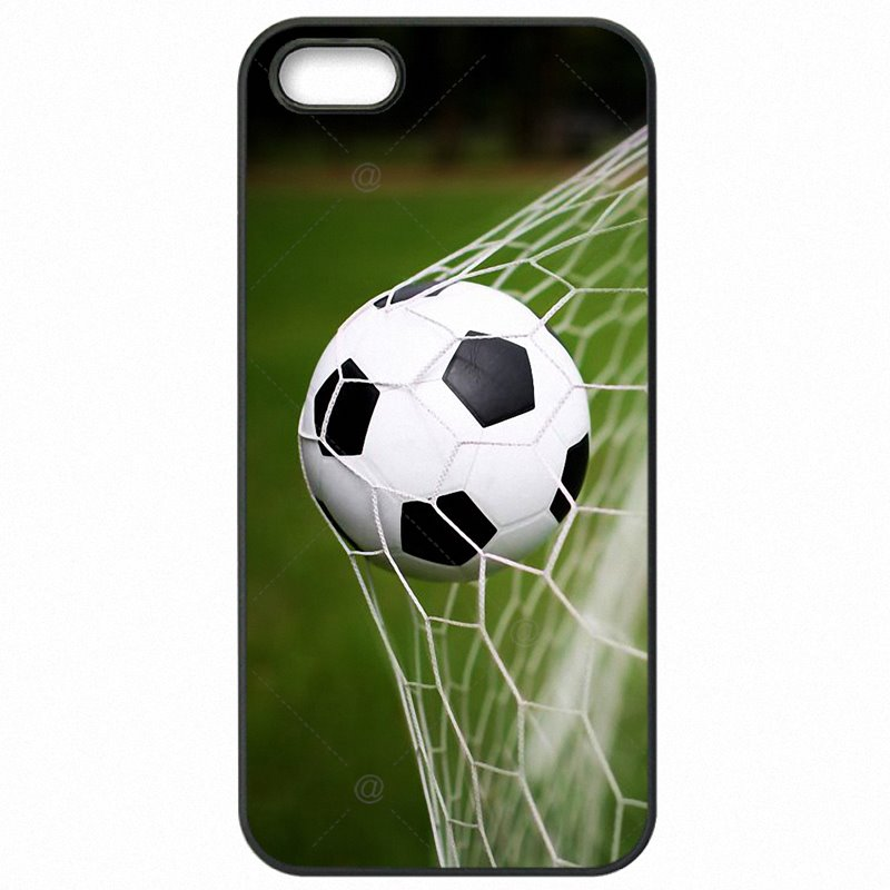 Plastic Phone Covers Sport Hobby Fire Football Soccer Ball For Sony Xperia X F5122 Freestyle