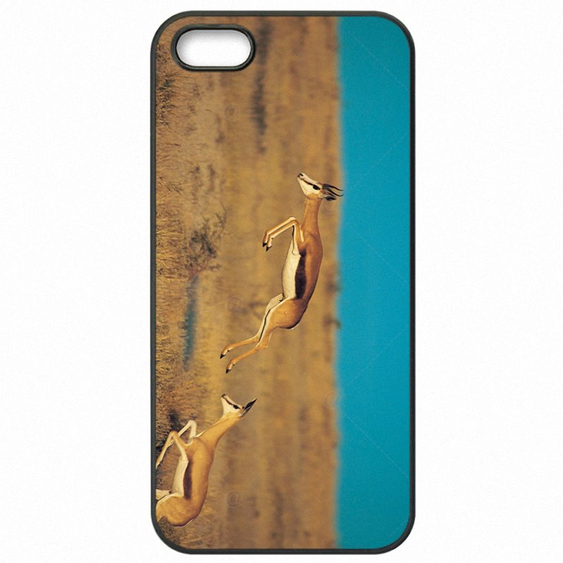 Designed For Galaxy J1 J100FN Springbok Etosha National Park Namibia Hard Phone Shell Case