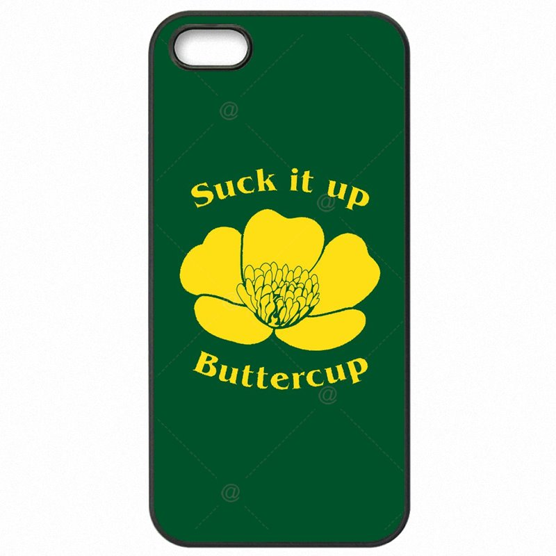 Cell Phone Cover Skin For Galaxy Note Edge N915L Suck it Up Buttercup Grow Because You Know Enfant