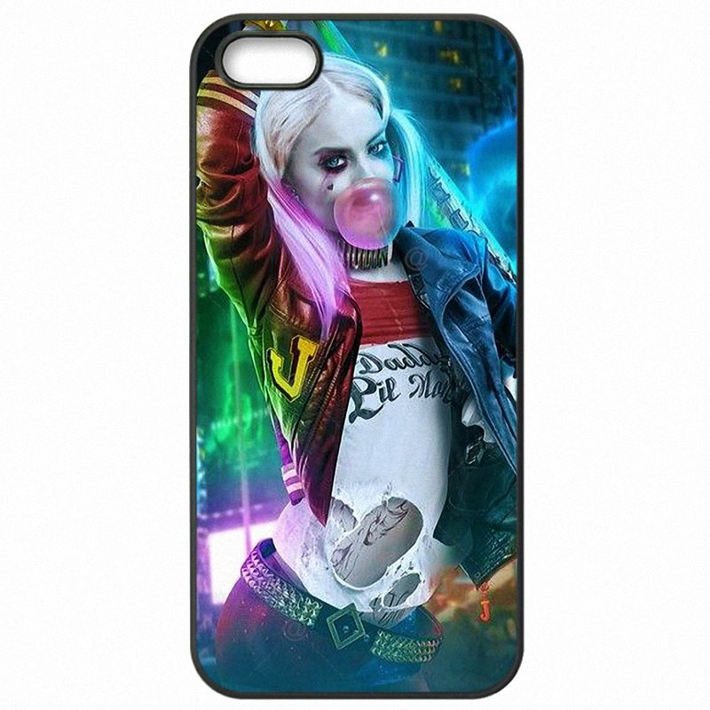 Les Jeunes Suicide Squad Harley Quinn Joker Movie Poster For Galaxy A3 2016 Duos Hard Plastic Phone Skin Shell