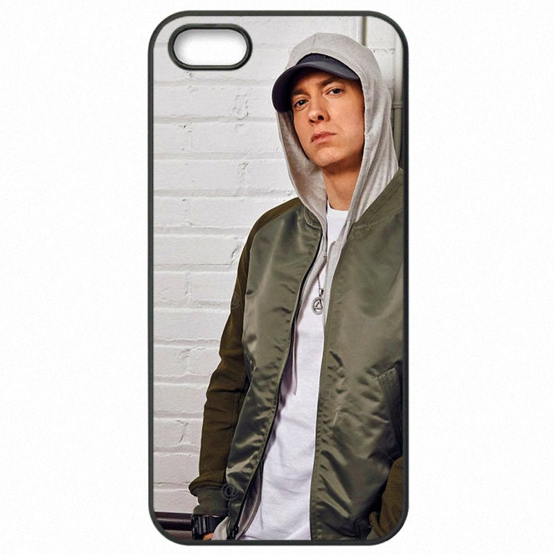 Cell Phone Case Capa Super Rap Singer Star Eminem Music Poster For Xiaomi Mi3 5 inch Quick