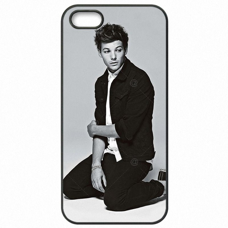 Mobile Pouch Capa Super Star ONE DIRECTION 1D Louis Tomlinson For Huawei Honor 4X 5.5 inch Newly