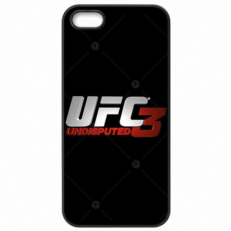 Hard Plastic Phone Cases For Galaxy S5 Active G870A Super UFC Boxer Fighter Logo Less