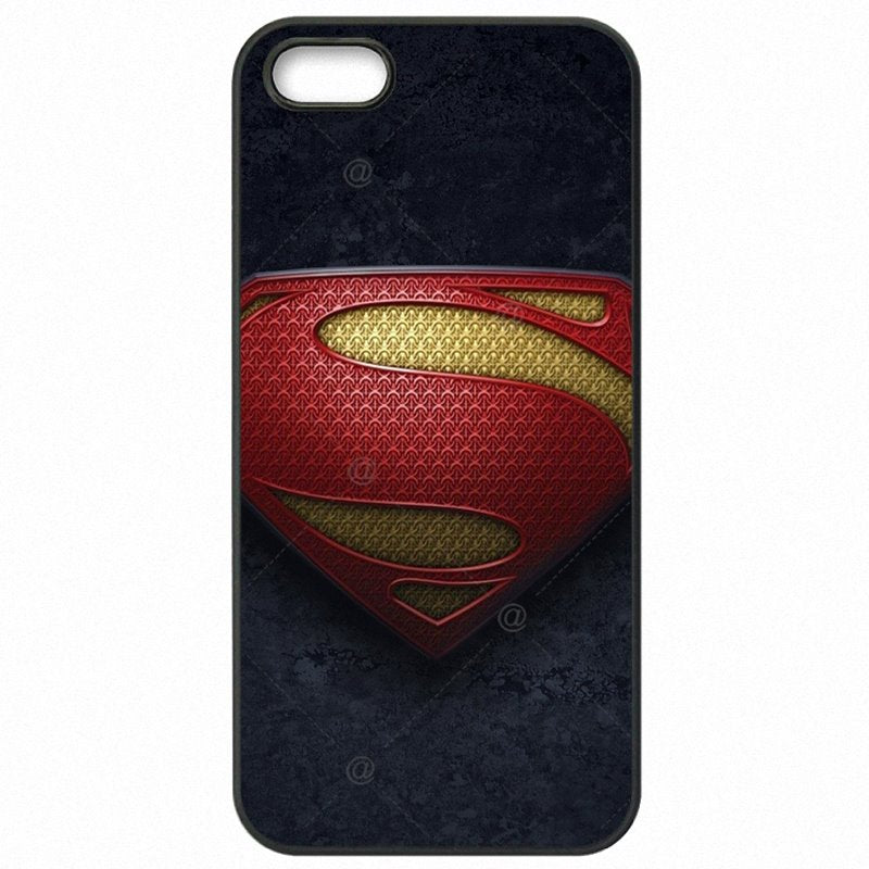 Hard Mobile Phone Case Capa Superman Man of Steel DC Comics Logo Art For Meizu M3 Note Stunning
