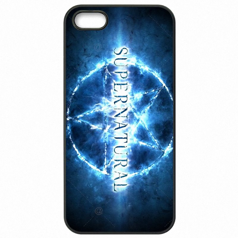 Protector Phone Covers Case For Galaxy A9 2016 Duos Supernatural TV Show Quotes logo Art First